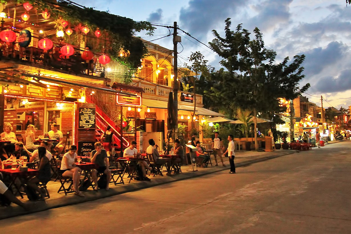 Taxi Danang Airport Transfer To Hoian
