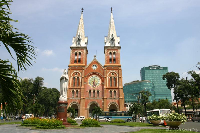 Ho Chi Minh Full Day Tour Itinerary
