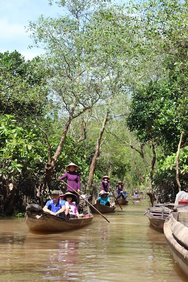 Tour 3 Days From Ho Chi Minh - Cu Chi Tunnels - Mekong Delta