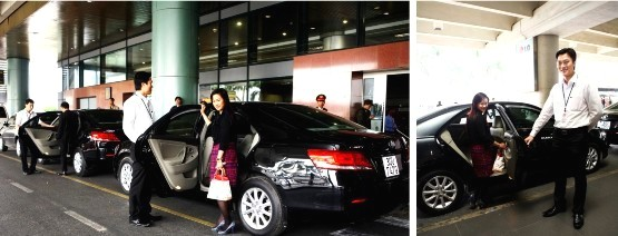 Taxi Hanoi Airport Transfers To Halong - Private Car Rental