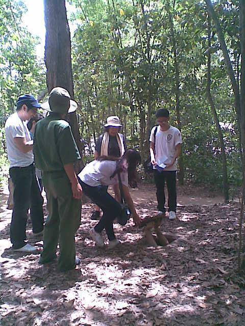 Cu Chi Tunnel & Temple Tour 1 Day From Ho Chi Minh